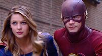 'Supergirl' y 'The Flash' convierten su crossover en un musical
