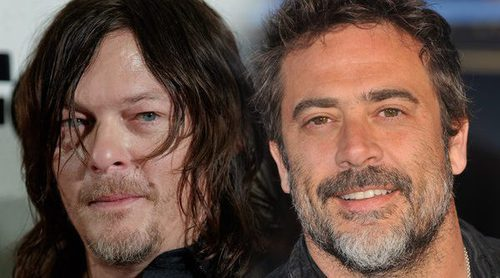 "Jeffrey Dean Morgan y Norman Reedus ('The Walking Dead'): ""Daryl no es gay"""