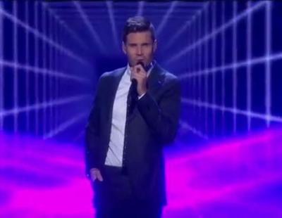 """Robin Bengtsson interpreta """"I Can't Go On"""", la canción de Suecia en Eurovisión 2017"""