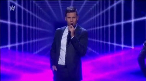 "Robin Bengtsson interpreta ""I Can't Go On"", la canción de Suecia en Eurovisión 2017"