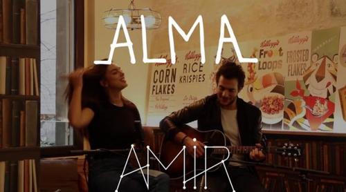 """Eurovisión 2017: Alma y Amir, representante francés en 2016, realizan una versión acústica de """"Requiem"""""""