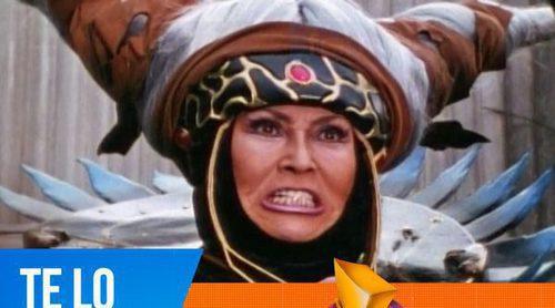 'Te lo digo en serie': La verdadera y sorprendente historia que esconden los 'Power Rangers'