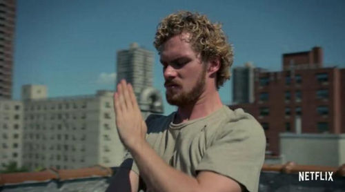 Así es 'Iron Fist', la nueva serie de Netflix protagonizada por Finn Jones