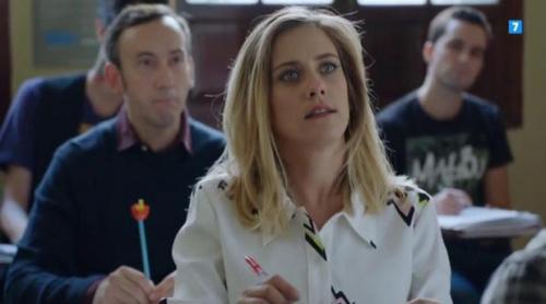 'Allí abajo': Clases de euskera, un funeral y un nuevo médico en el avance de la tercera temporada