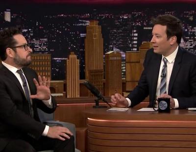 "'The Tonight Show': la entrevista de Jimmy Fallon a J.J. Abrams que ""fue mal"""