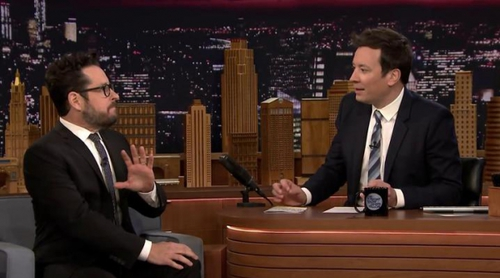 "'The Tonight Show': la entrevista de Jimmy Fallon a J.J. Abrams que ""fue mal"""