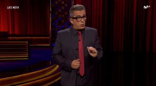 'Late Motiv': Buenafuente compara el caso de El Tekila de 'Got Talent' con el del Chikilicuatre