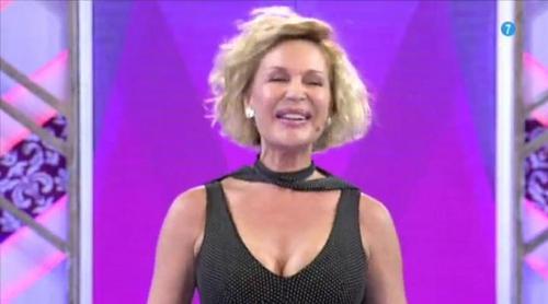 'Cámbiame VIP': Marlène Mourreau acude al programa para cambiar su sensual look