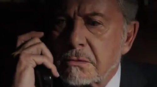 'El Ministerio del Tiempo': Salvador y una impactante llamada protagonizan el teaser de la nueva temporada