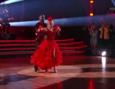 La cantante murciana Charo revoluciona el 'Dancing With the Stars' americano