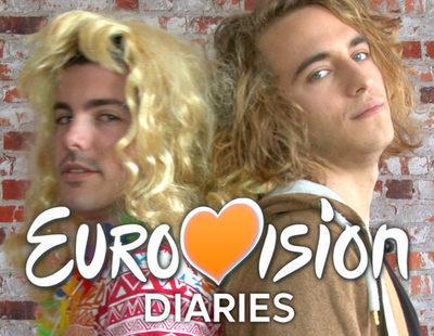 """Eurovisión Diaries: Manel Navarro nos visita para elegir la puesta en escena de """"Do it for your lover"""""""