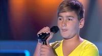 """'La Voz Kids': Dani, de 12 años, deja boquiabiertos a los coaches interpretando """"Listen"""", de Beyoncé"""