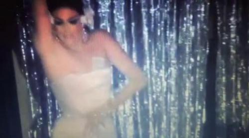 "Valentina ('RuPaul's Drag Race 9') interpreta ""Así fue"" de Isabel Pantoja"