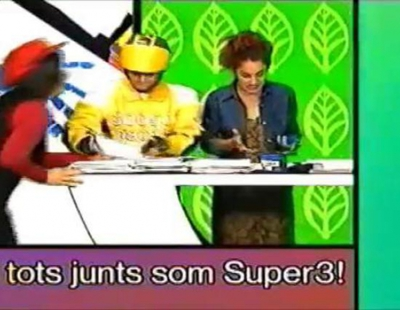 Los protagonistas de 'Club Super 3' interpretan y protagonizan la sintonía del formato de TV3