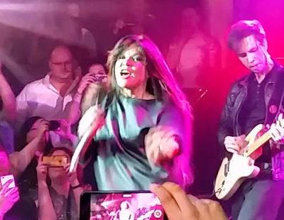 """London Eurovision Party 2017: Ruslana canta """"Wild Dances"""" 13 años después de su victoria"""