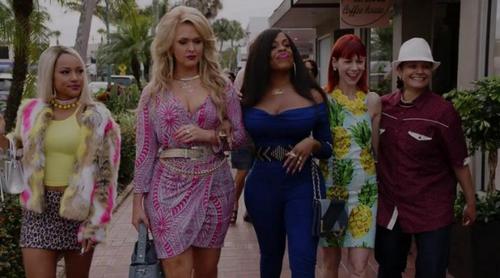 'Claws': Cinco mujeres al frente de un salón de belleza en el tráiler de la nueva comedia dramática de TNT
