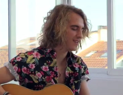 Eurovisión 2017: Manel Navarro canta a capela un mashup con canciones del Festival