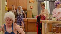 Lena Dunham ('Girls') se desnuda en la parodia de 'Las chicas de oro' para el programa de Jimmy Kimmel Live