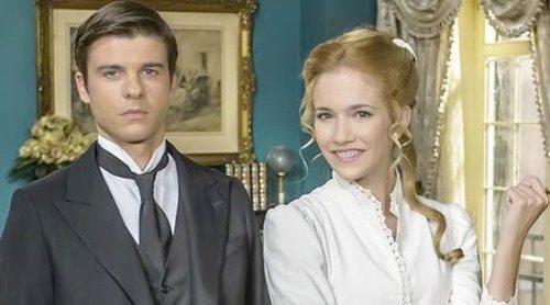 'Acacias 38': Así fue el rodaje de la fallida boda entre Elvira y Simón