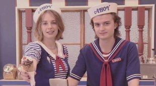 'Stranger Things' anuncia el estreno de la tercera temporada con una primera promo protagonizada por Steve