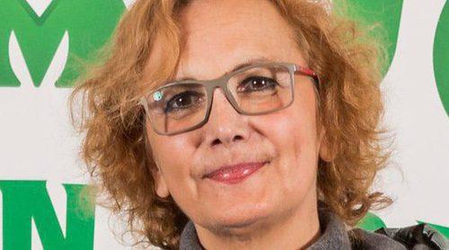 """Elena Irureta ('Allí abajo'): """"Esta serie está bien cosida por todos lados, es muy coral"""""""