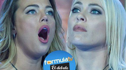 'FormulaTV. El debate': ¿Quién merece ganar 'GH VIP 5', Alyson Eckmann o Daniela Blume?