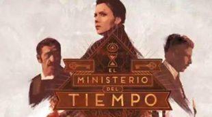 'El Ministerio del Tiempo': Aura Garrido, Hugo Silva y Nacho Fresneda protagonizan el nuevo teaser