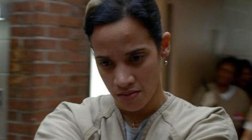 'Orange is the New Black': Las presas animan a Daya a disparar al oficial Humphrey en el tráiler de la T5