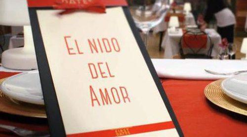'First Dates': Así se construyó el restaurante del amor