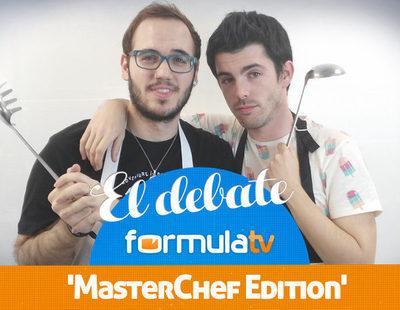 'FormulaTV. El debate': ¿Merecía Nathan salvarse de la primera expulsión de 'MasterChef 5'?