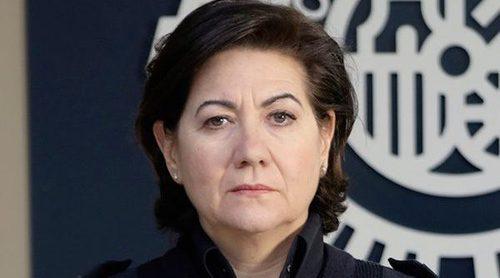 """Luisa Martín ('Servir y proteger'): """"Se abre una brecha al dar papeles importantes a mujeres de 50 años"""""""