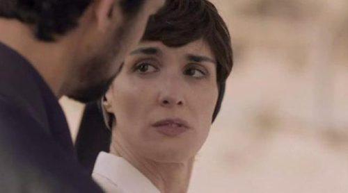 'Perdóname Señor': La relación entre Lucía y Bruno (Paz Vega y Stany Coppet), en la nueva promo de la serie