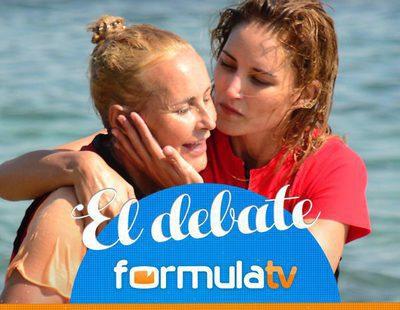 'FormulaTV. El Debate': Tras el estreno de 'Supervivientes 2017', ¿es teatro lo de Alba Carrillo y Paola?