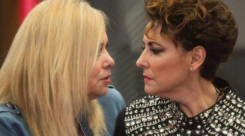 Así fue el reencuentro entre Irma Soriano y Emma Ozores tras 'GH VIP 5'