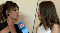 """Mónica Cruz: """"El reencuentro de 'UPA' fue muy especial, parecía que no había pasado el tiempo"""""""