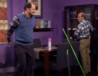 'La que se avecina': Enrique y Antonio se apuntan al gimnasio en la nueva promo de la décima temporada