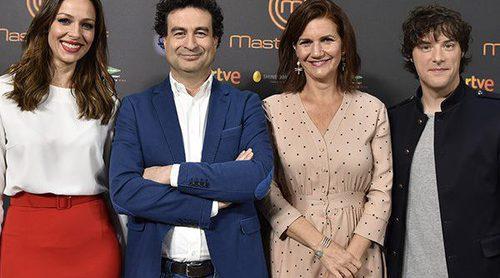 """Eva González y el jurado de 'MasterChef' analizan la 5ª temporada: """"Hay muchos cambios"""""""