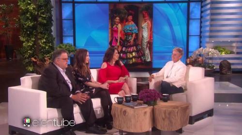 Ellen DeGeneres se reencuentra con los que fueron sus compañeros de reparto de la serie 'Ellen'
