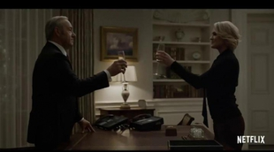 'House of Cards': Tráiler de la temporada 5