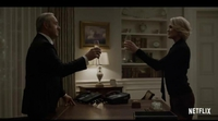 'House of Cards': Tráiler de la temporada 5