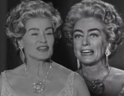 'Feud': Las similitudes entre la serie y las escenas de las películas originales