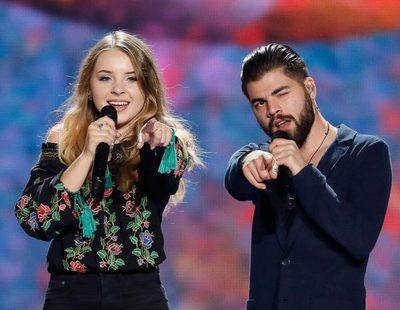 "Eurovisión 2017: Primer ensayo de Ilinca & Alex Florea (Rumanía) cantando ""Yodel It!"""