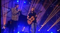 """Eurovisión 2017: Manel Navarro y Salvador Sobral (representante de Portugal) cantan """"Do it for your lover"""""""