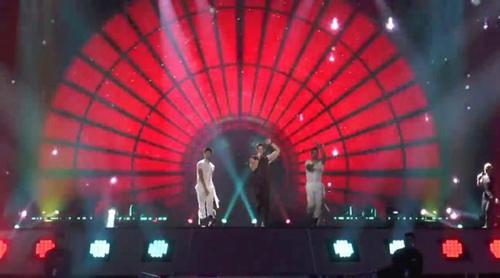 """Eurovisión 2017: Primer ensayo de Imri Ziv (Israel) cantando """"I Feel Alive"""""""