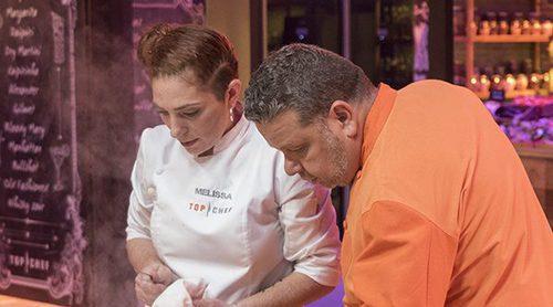 """El jurado de 'Top Chef 4' nos habla sobre la expulsión de Melissa: """"Valoramos exclusivamente los platos"""""""