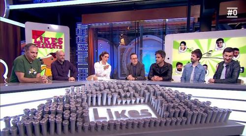 'Likes': Los protagonistas del mítico 'La hora Chanante' se reencuentran 15 años después