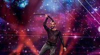 """Eurovisión 2017: Segundo ensayo de Slavko Kalezic (Montenegro) cantando """"Space"""""""