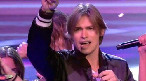 'La Voz Kids': Carlos Baute canta con los finalistas en la gran final del programa