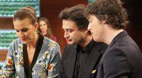 'MasterChef': El jurado del programa se somete al test de supervivencia en la cocina