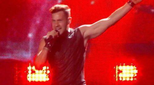 """Eurovisión 2017: Segundo ensayo completo de Imri Ziv (Israel) cantando """"I Feel Alive"""""""